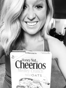 Those darn cheerios