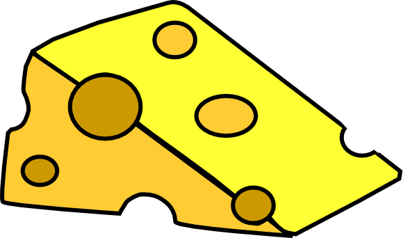 Cheddar Cheese Clipart 1